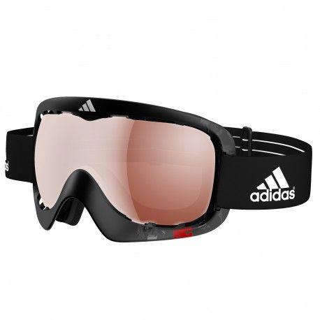 Adidas id2 PRO a184 6054 MG Design II matt black Goggles