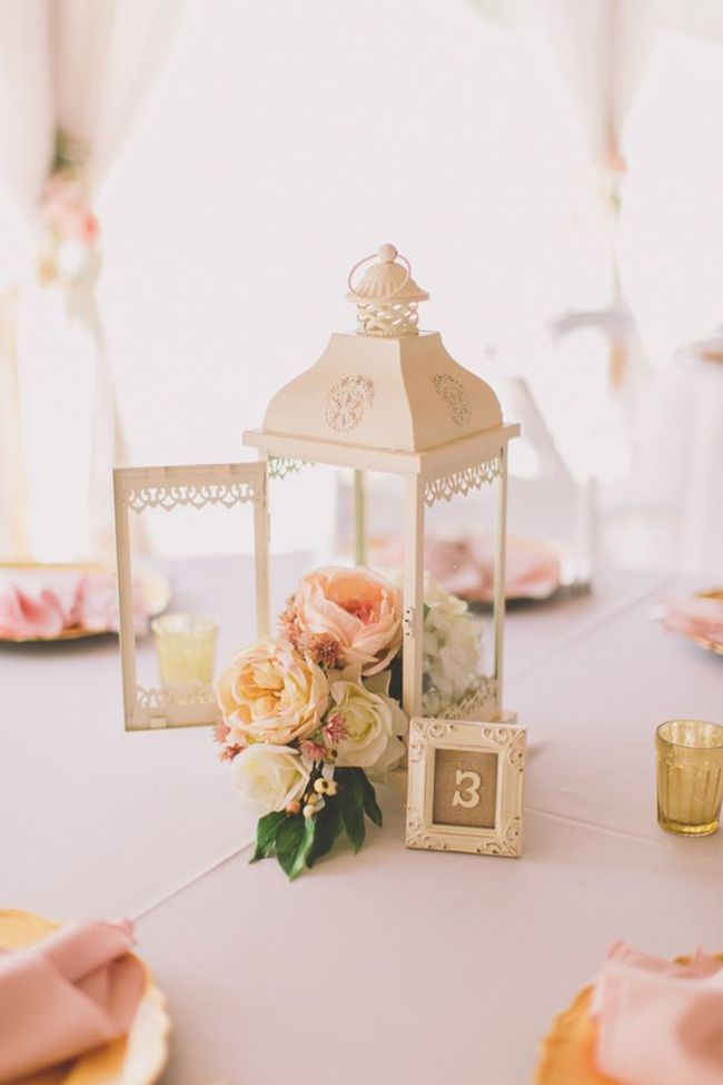 beautiful pastel wedding centerpiece ideas