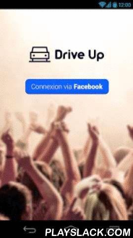 """UrWay  Android App - playslack.com , ***** MODE """"FÊTE"""" ***** - Tu as une voiture mais tu as trop bu ? - Tu es SAM et tu cherches une voiture pour rentrer chez toi ?L'application met en contact les personnes qui possèdent un véhicule n'étant pas en état de conduire avec celles qui n'ont pas de moyen de transport mais peuvent conduire afin que les deux parties puissent rentrer chez elles gratuitement en toute sécurité.***** MODE """"JOUR"""" ***** L'application est une plateforme pour…"""