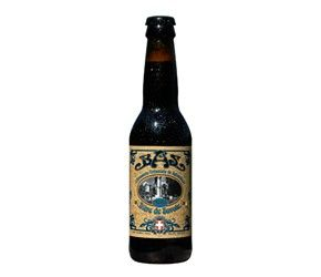 Bière de Savoie Noire | Brasserie artisanale de Sabaudia (B.A.S.)