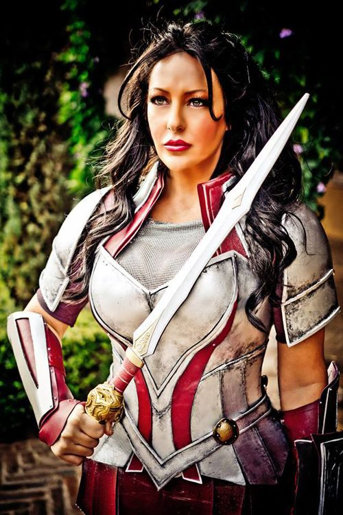 25+ Best Ideas About Lady Sif Cosplay On Pinterest