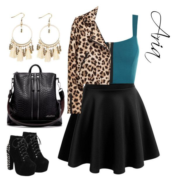 """Style aria Montgomery"" by emiefaure on Polyvore featuring mode et WearAll"