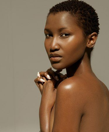 Black Models With Short Natural Hair Www Pixshark Com
