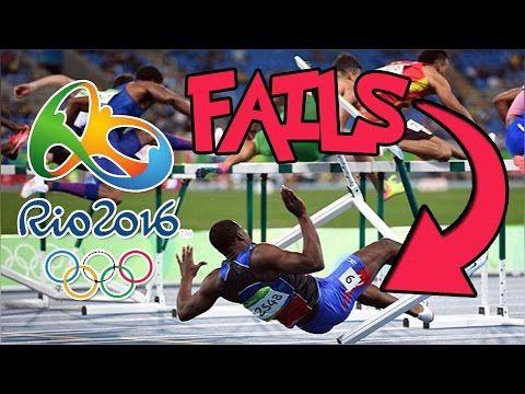 Funniest Fails Of Rio Olympics 2016