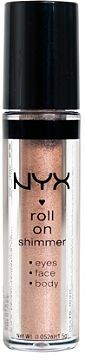 Nyx Cosmetics Roll On Shimmer Green Ulta.com - Cosmetics, Fragrance, Salon and Beauty Gifts