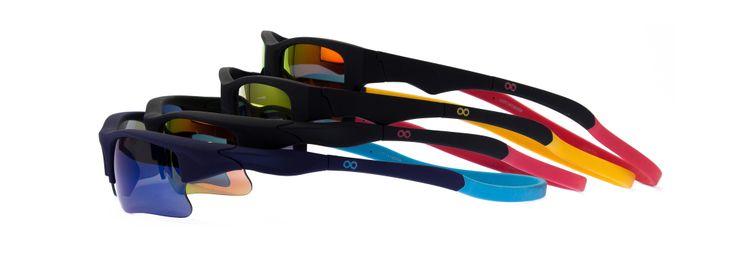 #eyewear #slastik #óculosdesol #sport #magnetic #polarizado #policarbonato #barcelona