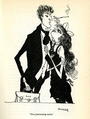 R.I.P: Ronald Searle (1920-2011)