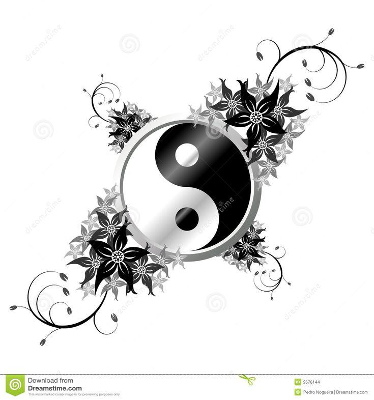 Mejores 166 imágenes de Yin Yang en Pinterest   El yin y el yang ...
