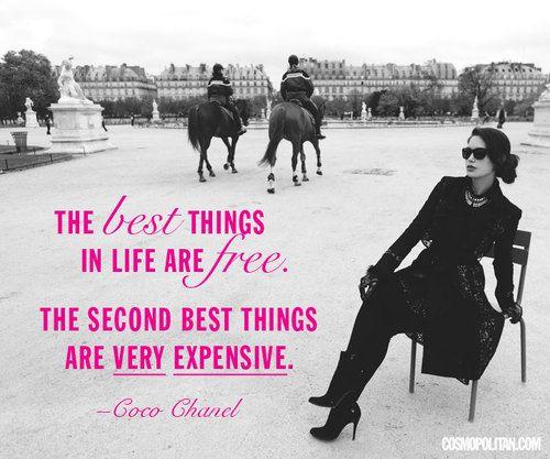 Citaten Coco Chanel : Die besten ideen zu zitate coco chanel auf pinterest