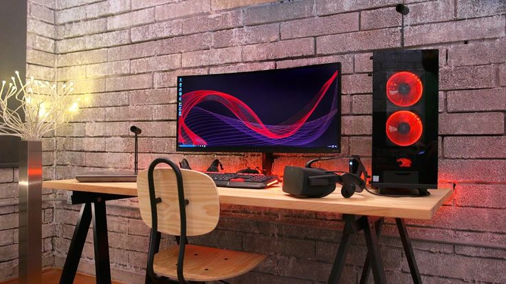 Best Gaming Setup for 2017! Building a Gaming PC setup with Oculus Rift, an ASUS Gaming laptop, and an ultrawide gaming monitor! Graduation and Father's day ...