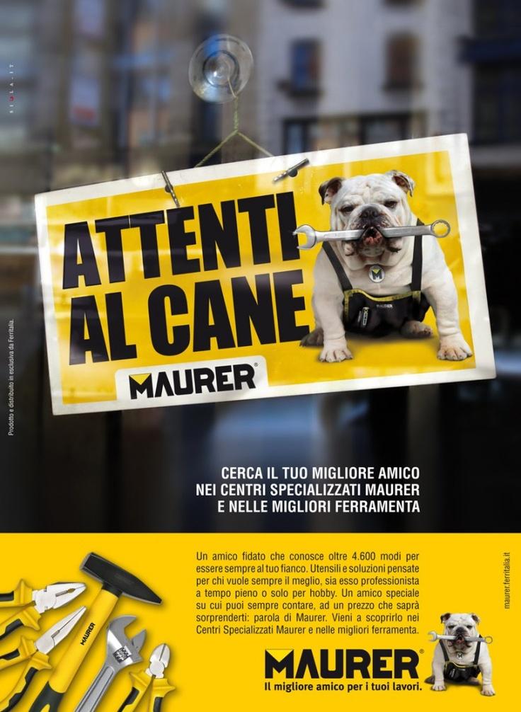 MAURER conferma SIGLA anche per il 2013 #comunicazione #italy