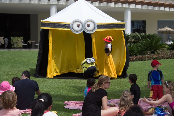 You will have a great experience and so much fun with these activities! #PicnicParty #Vacations #HavingFun #SpringTime #Puppets #Títeres