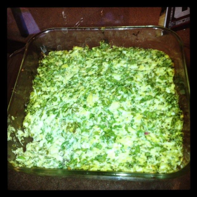 Lighter Avocado & Spinach Dip that is to die for! This picture does ...