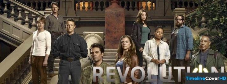 Revolution Cast Facebook Cover Timeline Banner For Fb Facebook Cover