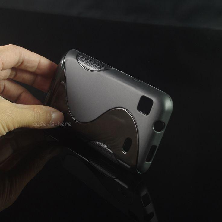 Soft S-Line Anti-skid TPU Gel Case Skin for Samsung Galaxy S i9000 Plus i9001 / Galaxy SL I9003