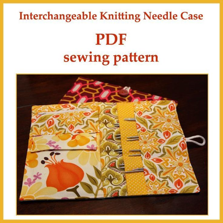 121 best Bags.....for needles images on Pinterest | Knit crochet ...