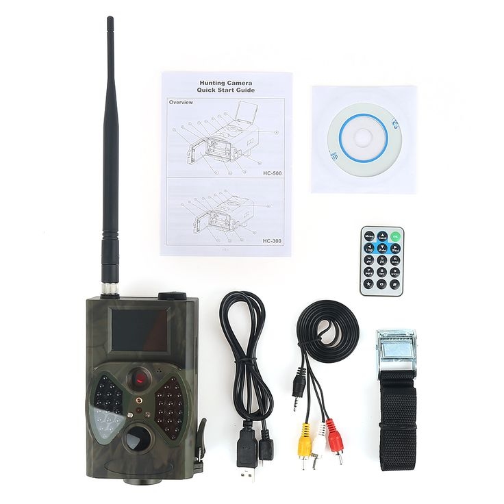 Suntek HC300M Cámara Rastro de Caza HC-300M 12MP Full HD 1080 P de Visión Nocturna de Vídeo MMS GPRS cámara de Exploración Infrarroja Game Hunter Cam