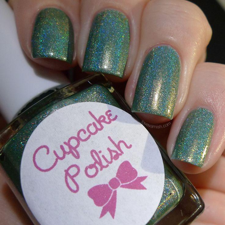 Cupcake Polish Earth Girl - Dazzled Exclusive.  BNNU $15.00