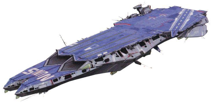 картинка космический авианосец приготовить