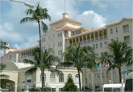 British Colonial Hotel, Nassau, Bahamas