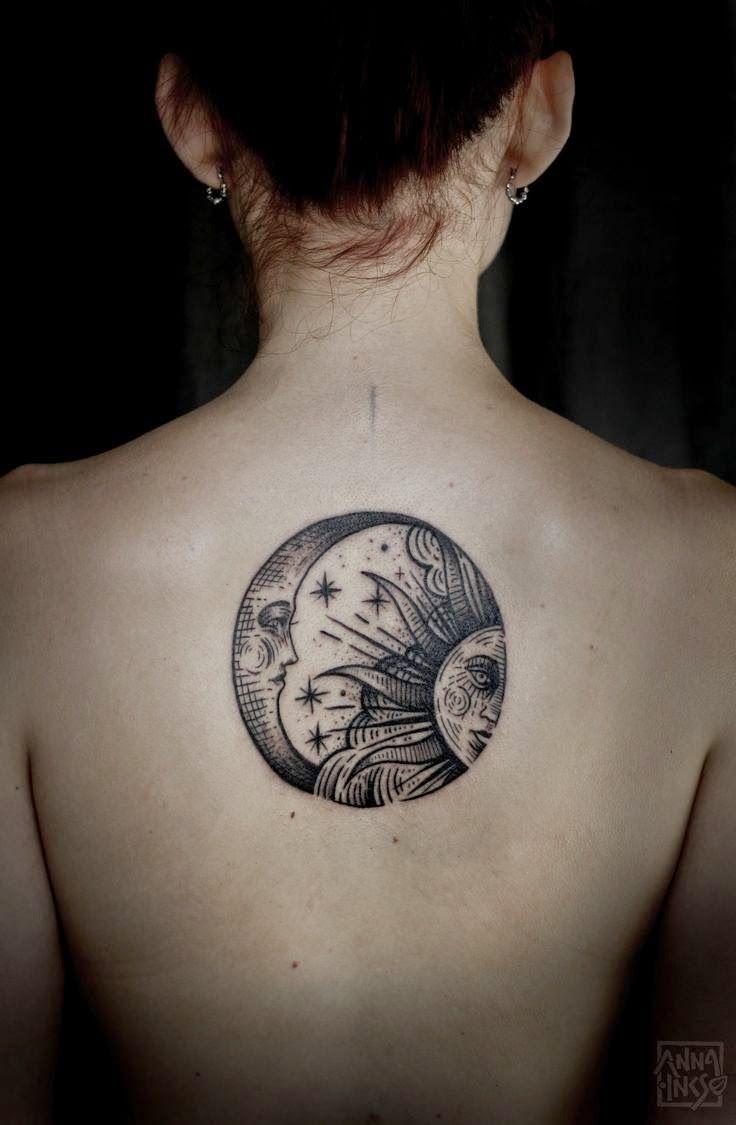 17 mejores ideas sobre tatuajes sol luna en pinterest for Sillas para tatuar
