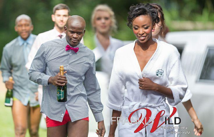 @_FranklyWild #FashionShow Bridal-Expo #SS2014