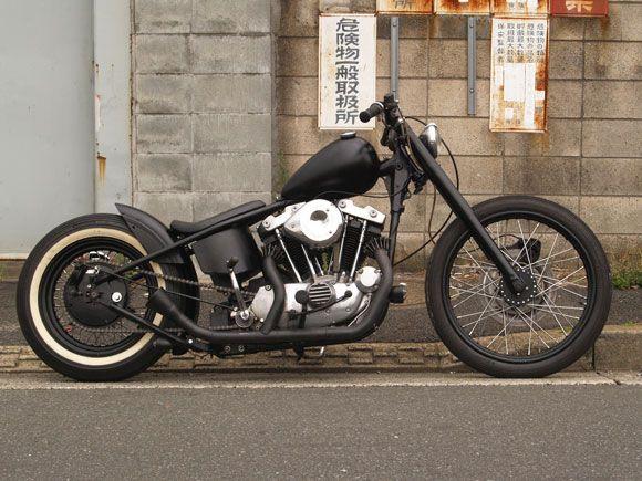 TT & Company ~ Custom 1972 XLCH - TT & Company ~ Japan