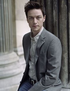 James McAvoy for Quirrell