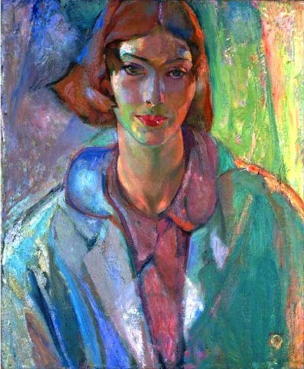 Vera, 1931 by Frederick Horsman Varley