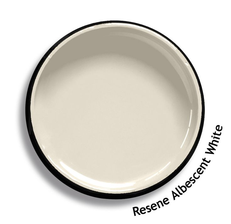 Resene Albescent White is a pale linen weave beige, prudent by nature. From the Resene Karen Walker Paints colour range. Try a Resene testpot or view a physical sample at your Resene ColorShop or Reseller before making your final colour choice. www.resene.co.nz/karenwalker.htm