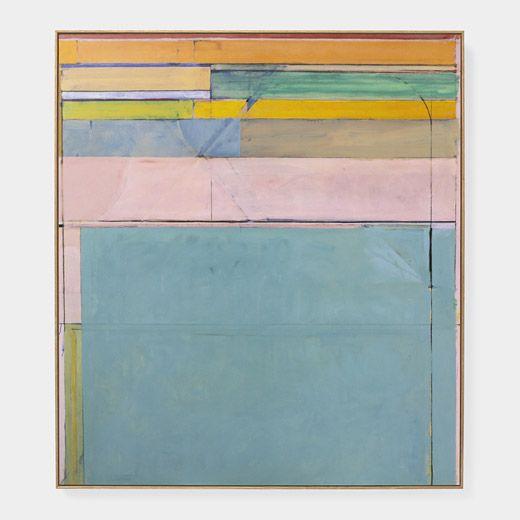 Diebenkorn: Ocean Park 116                                                                                                       | MoMA