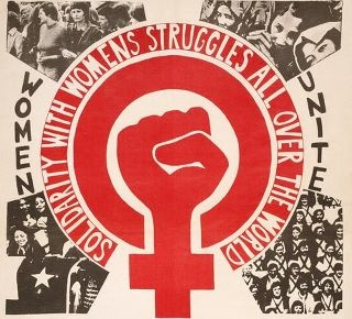 Women S Rights Iwd Symbol Think About It Feminism Women