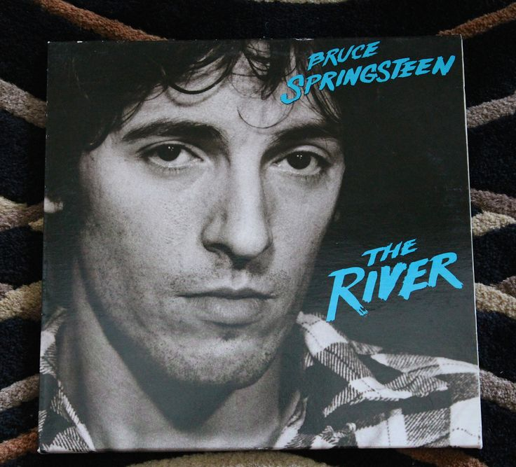 Our second recommended record is Bruce Springsteen's The River