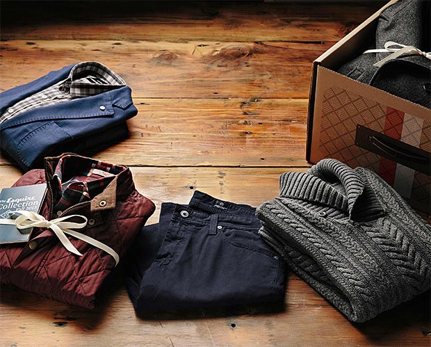 Trunk Club Esquire Collection - The Trunk Club is an online style site that works like a personal stylist; helping you build a functional, stylish wardrobe by selecting & shipping you clothes to try on & then keep if you like them. | Werd