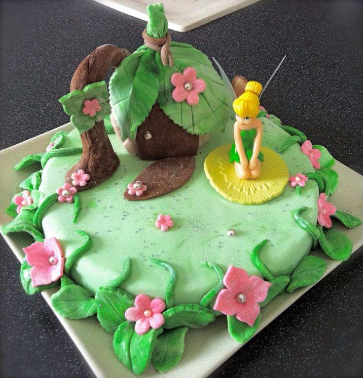 Birthday Cake Tinker Bell