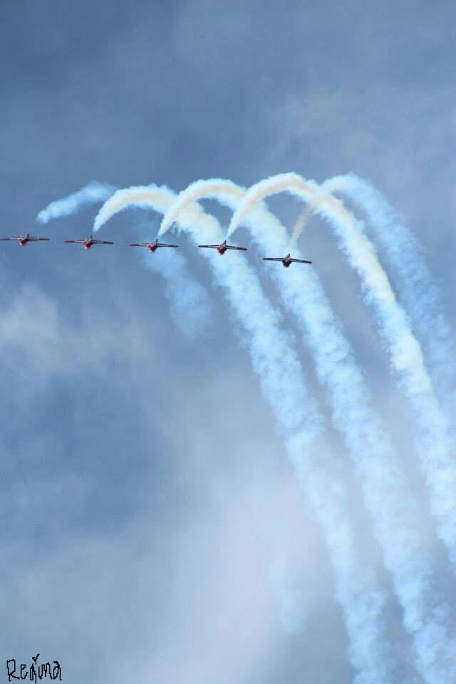 Air show in calgary