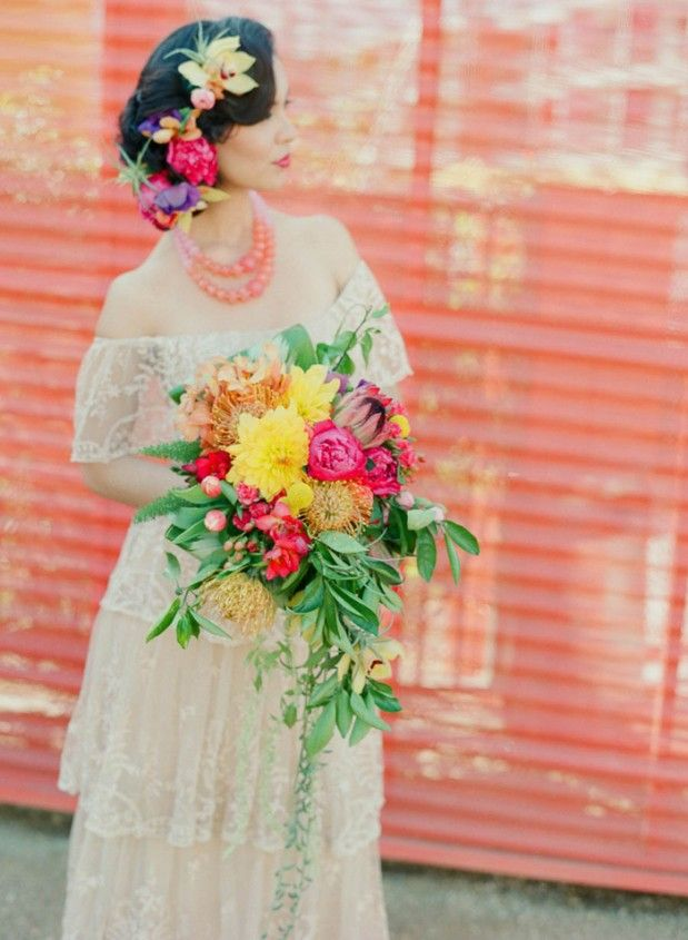 Photography and Art Direction: Jennifer Sosa // Event Styling: Caroline Cervantes of Oh Lovestruck Event and Design Styling // Floral: Primal Flower