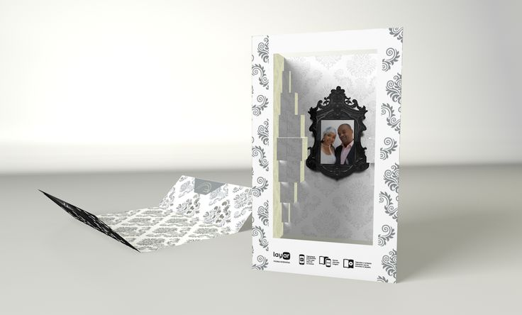 Certified Layar Partner United Creative recently collaborated with a young couple in Angola to create an interactive wedding invitation using Layar's technology. By scanning the invitation, invitees can quickly call or email the couple to RSVP to the wedding. It's a nice example of the broad range of uses for Augmented Reality and Interactive Print.