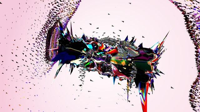 V Decode generative identity: Graphic Design, Design Inspiration, Design Sensations, Decode Generative, Computational Graphic, V A Decode, Generative Design