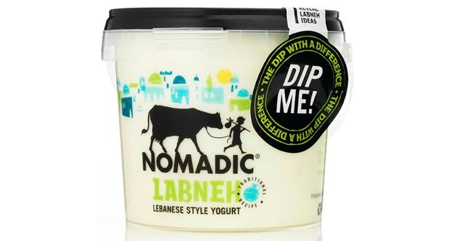 FoodBev.com | News | Nomadic Dairy brings its Lebanese-style yogurt to the UK retail sector
