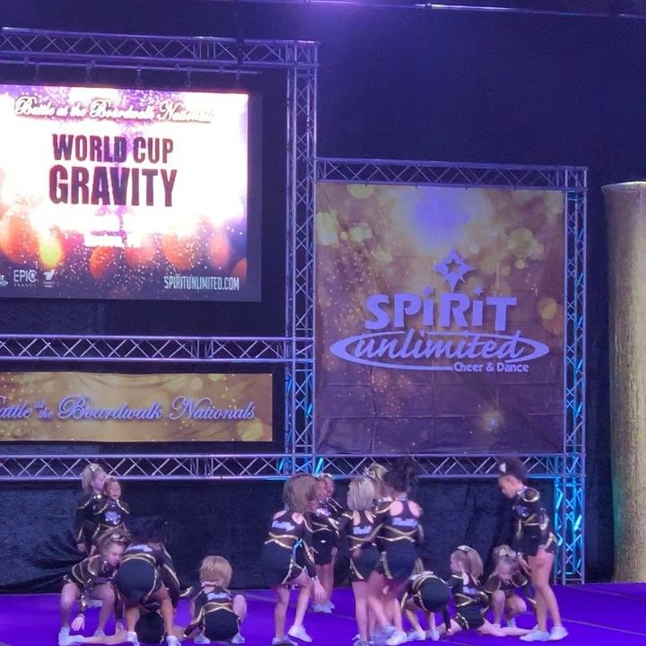 409 Likes 3 Comments World Cup All Stars Officialworldcupallstars On Instagram Wc Gravity Showing The Y1 Division How It S World Cup Cheer Dance World