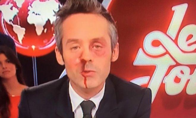 F-Haine contre des journalistes du petit Journal de Canal Plus