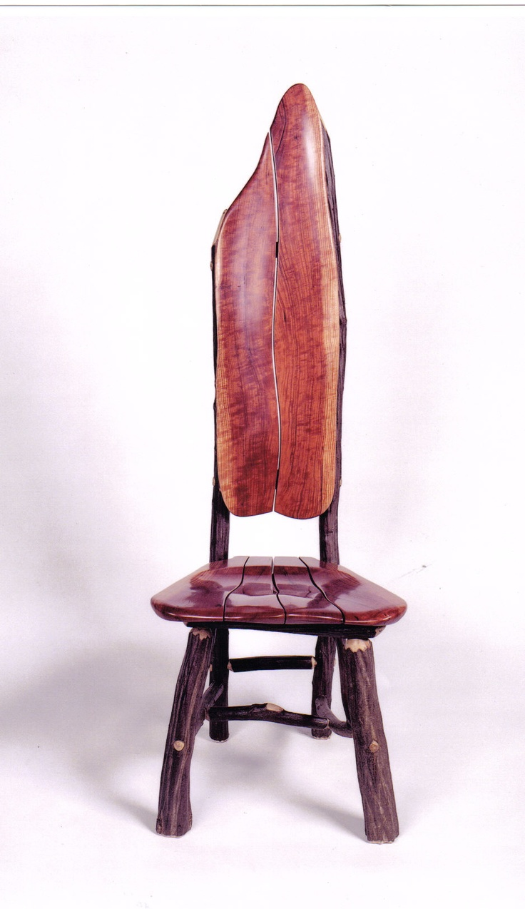 Beautiful Reid Crosby Chair. Garden BenchesRustic FurnitureWood ProjectsWoodworking