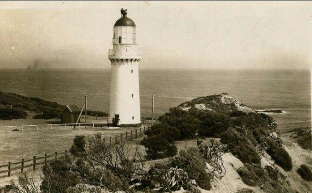 Cape Schank Lighthouse, 1950s. – FashionPro.info