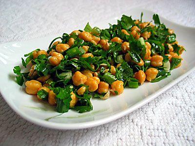Nohut Salatası Tarifi | Yemektarifleri8