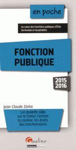 Jean-Claude Zarka - Fonction publique. - Agrandir l'image