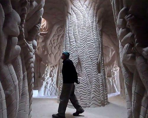 Loving DesignBoom.com! | New mexico, Cave, Most beautiful ...
