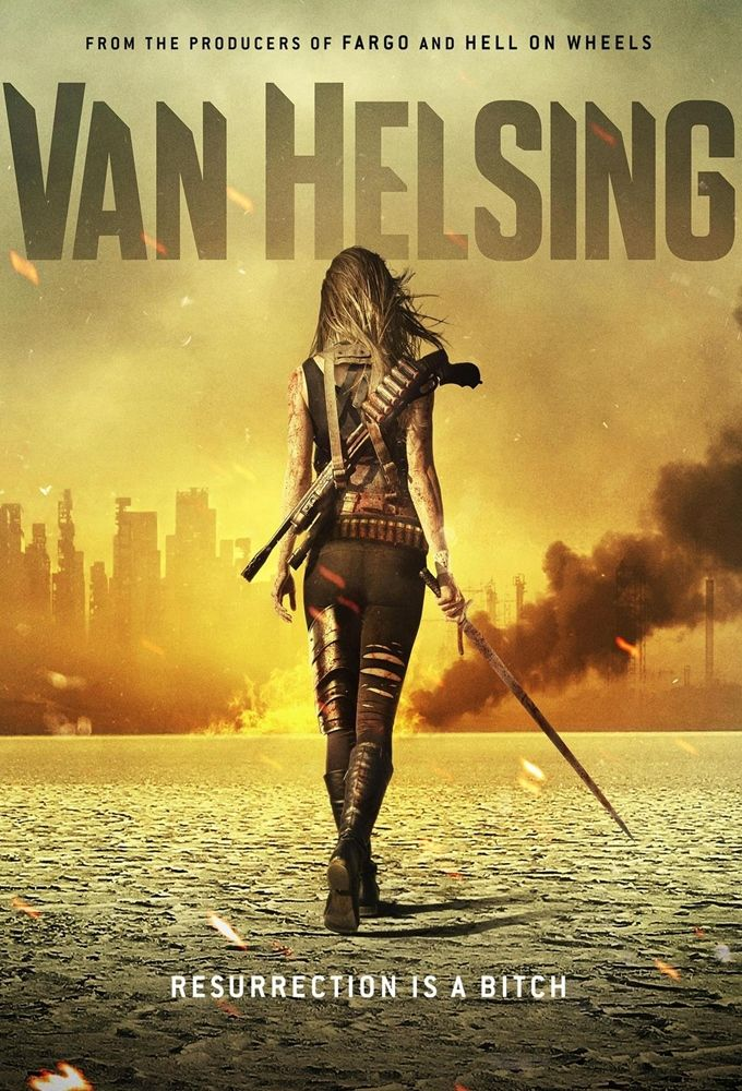 Vanessa Helsing, distant relative of famous vampire hunter Abraham Van Helsing, is resurrected only to find that vampires have taken over the world. She is humanity's last hope to lead an offensive to take back what has been lost.