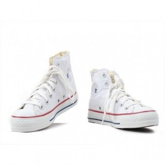 Converse Shoes White Chuck Taylor All Star Classic Hi