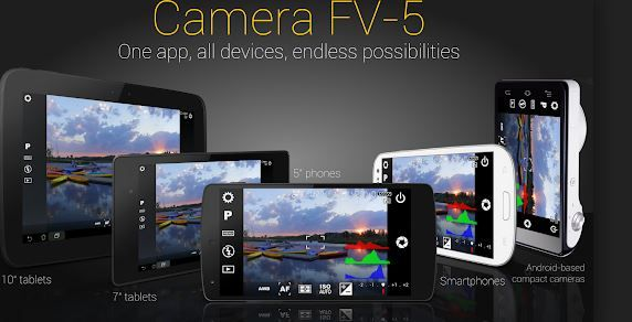 Camera FV 5 MOD APK Free Download Latest version for Android. So Yon Can Free Download full MOD APK of Camera Fv 5 Here. Camera Fv 5 is a professional camera application for mobile devices, that puts DSLR-like manual controls in your fingertips.